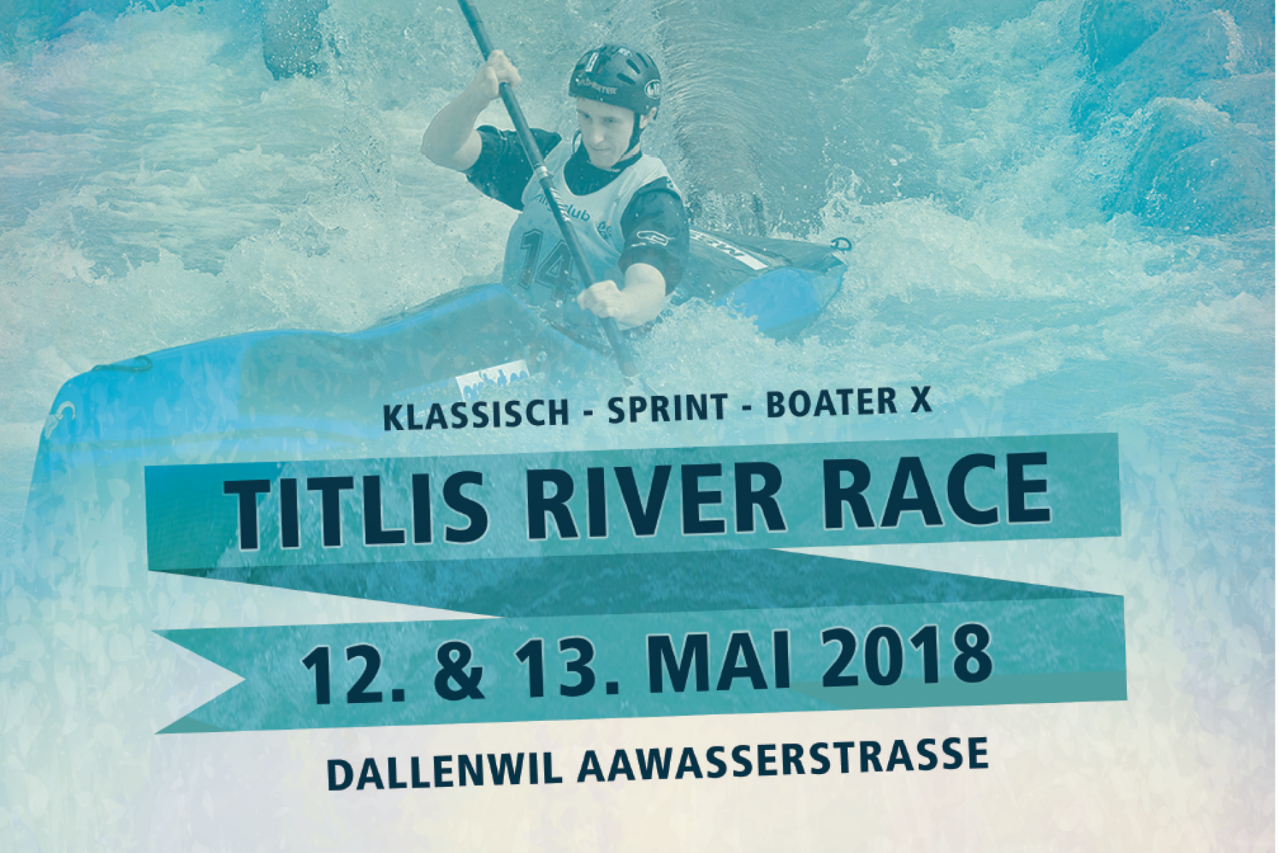 Titlis River Race 2018